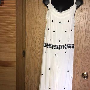 Anthropology Beautiful summer dress